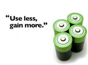 use less gain more